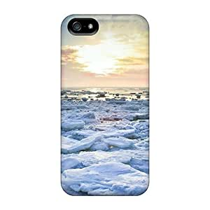 Durable Case For The Iphone 5/5s- Eco-friendly Retail Packaging(norwegian Sun)