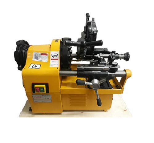 SOLWET Pipe Threading Machine Electric 1/2 to 2 Inch with Automatic Die  Head (50 mm): Amazon.in: Industrial & Scientific
