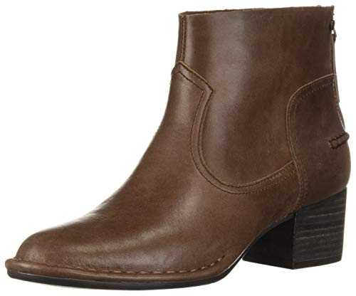 UGG Women's W BANDARA Ankle Boot Fashion, Coconut Shell, 10 M US
