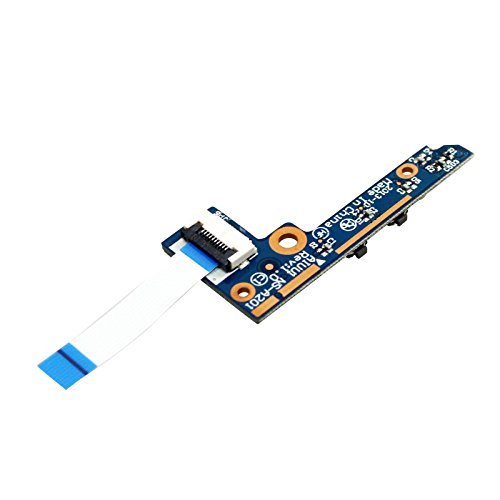 GinTai Power Button Board Cable NS-A201 Replacement for Lenovo Yoga 2 11 20332 20428 59417911 43508112001 90005666 by GinTai (Image #3)'
