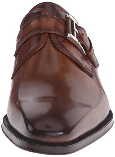 Magnanni Men's Marco Monk Strap, Cuero, 11.5 M US