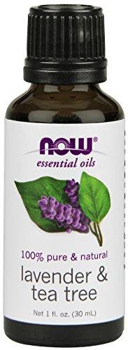 Lavender and tea tree oil, 1 Fluid Ounce