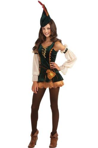Rubie's Drama Queens Tween Forest Bandit Costume -