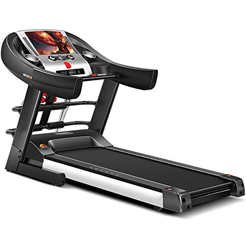 Treadmill Home Treadmill Treadmill Walking Safe And Stable Running Low Noise Exercise Fitness Machine Easy Control Home Gym,Collapsible Easy Push And Pull Multifunctional Screen Running Jogging Gym Ex