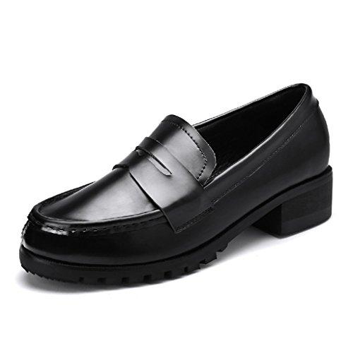 HWF Couleur Printemps Printemps Couleur plat chaussures féminin paresseuses Chaussures a2f3fb
