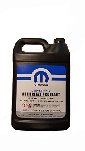 Price comparison product image Mopar 10 Year / 150, 000 Mile Coolant Concentrate