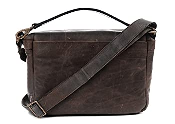 Ona - The Prince Street - Camera Messenger Bag - Dark Truffle Leather (Ona5-024ldb) 2