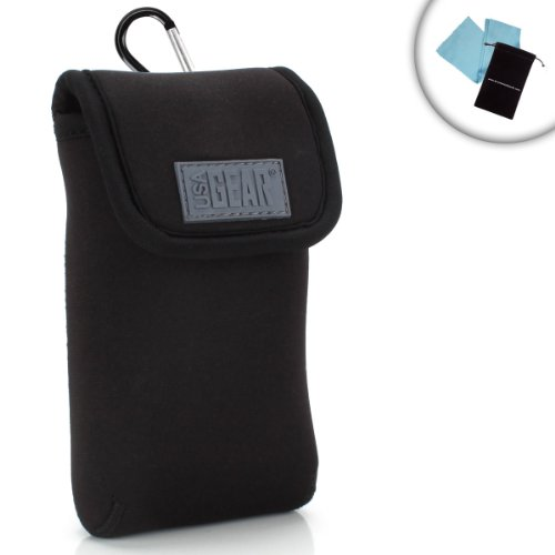 USA Gear Compact Digital Camera Case Sony Cybershot DSC HX90