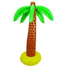 Palm Tree 18m Blow-up Inflatable Trees for Party Decoration Prop or Pool Accessory by Pams