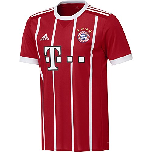 Adidas FC Bayern Munich Home Youth Jersey [FCBTRU]