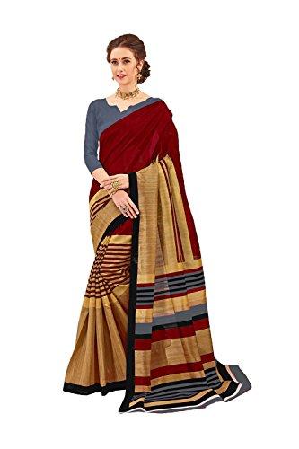 Sari Tradizionale Indiani Nozze E Marrone Partito Usura Per Donne Da Sari Di 4 Rosso Facioun Progettista Le CpqwWFxn5S