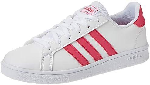 adidas Zapatillas GRAND COURT K NiÑa color: Blanco talla: Europeo 39.1/3: Amazon.es: Ropa y accesorios