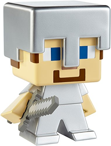Monster High Minecraft Steve with Iron Armor Mini Figure for $<!--$15.99-->