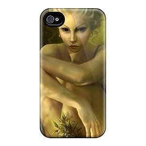 Unique Design Iphone 6plus Durable Cases Covers Thinking Faerie