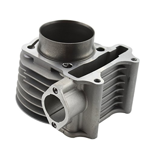 - GOOFIT 57.4mm Cylinder Head for GY6 150cc ATV Scooter 152QMI 157QMJ Engine