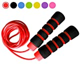 Limm All Purpose Jump Rope - Ideal for All Ages & Skill Levels, Indoor/Outdoor, Easily Adjustable,...