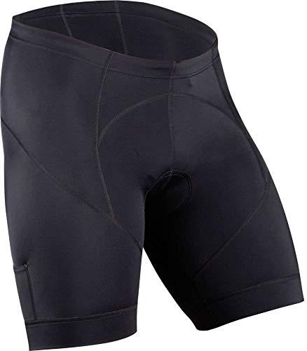 (Cannondale Men's Tri Shorts, Black,)