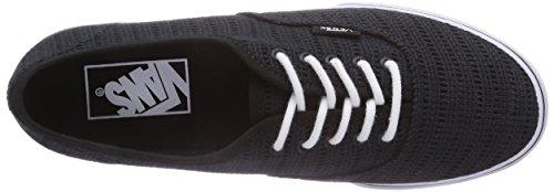 Black LO Schwarz 7lm Erwachsene AUTHENTIC Mesh Unisex Vans Sneakers PRO CUHwcq8