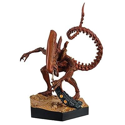 Alien & Predator Official Figurine Collection #15 Red Xenomorph (Aliens: Genocide Comic)