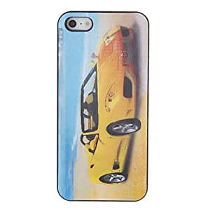 Mini - Cool 3D Sports Car Pattern Hard Case for iPhone 5/5S