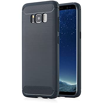 Galaxy S8 Case, Sincase Ultra Thin Soft TPU Samsung S8 Bumper [Shock Absorption] Protective Cover with Durable Slim Design Skin [Scratch Resistant] for Samsung Galaxy S8, Navy Blue