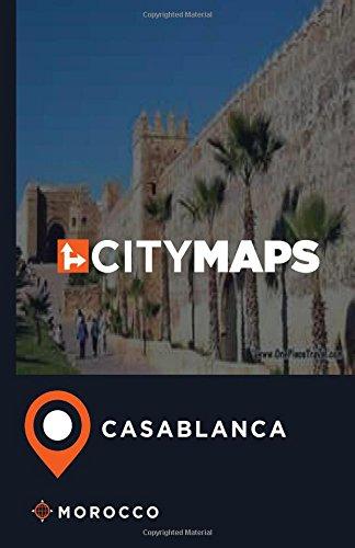City Maps Casablanca Morocco