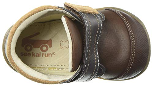 Images of See Kai Run Boys' Sawyer III Chukka HRS101M140 Brown
