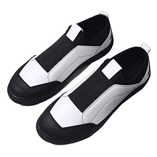 Phil Betty Mens Dress Shoes Breathable Hard-Wearing Fashion Casual Round Toe Formal Shoes