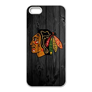 ORIGINE The Chicago Blackhawks Cell Phone Case for Iphone 5s by icecream design