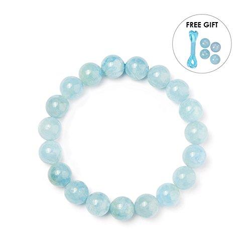 SUNNYCLUE Precious Gemstone Stretch Bracelet product image