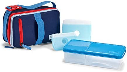 Fit Fresh Expandable Insulated Containers product image