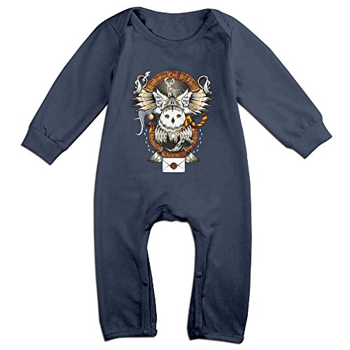 [Raymond Happiness Can Be Found Long Sleeve Jumpsuit Outfits Navy 18 Months] (Forrest Gump Kid Costume)