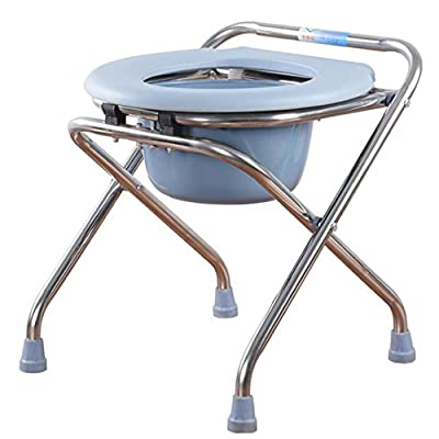 Multifunctional Toilet stool home for the elderly pregnant women bath stool folding toilet seat Folding Commode