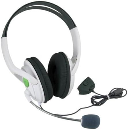 Auriculares Cascos+ Microfono Mic para Xbox 360 Xbox360 Nuevo Manos Libres: Amazon.es: Videojuegos