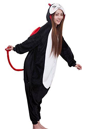 COCO Camicie interi Donna fumetto Coppia da Clothing Notte del Nuovo Animali Quattro Sleepwear Stagioni Pigiami Flanella Uomo rnxrwCB
