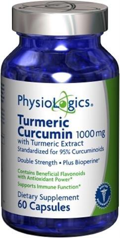 TurmericCurcumin 1000 mg 60 caps