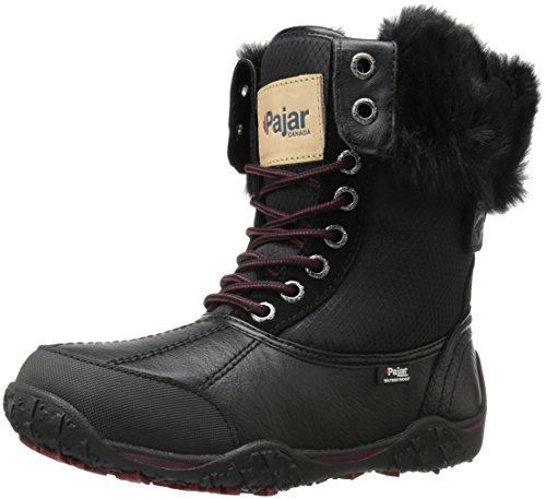 Gabby Snow Women's Boot Pajar Black black HUaxqw46