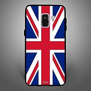 Samsung Galaxy A8 United Kingdom Flag