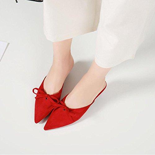 Tacón Arquean 2018 De Verano Fino Sandalias Femeninas Red Y Zapatos Primavera Nuevos AAgqOwpF