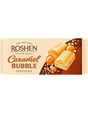 Roshen caramel bubble chocolate-80g