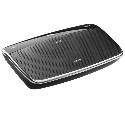Jabra CRUISER 2 Bluetooth In-Car Speakerphone Color: Neutral CustomerPackageType: Retail Packaging, Model: 100-47200000-02, Car & Vehicle Accessories / - Mall Garden Beach Palm
