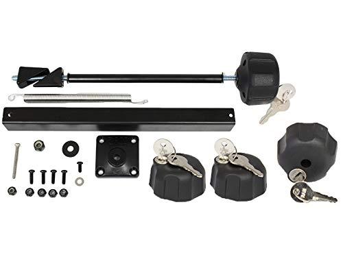 RAM MOUNTS (RAM-234-LKU Locking Kit for Complete Laptop Mounting Systems