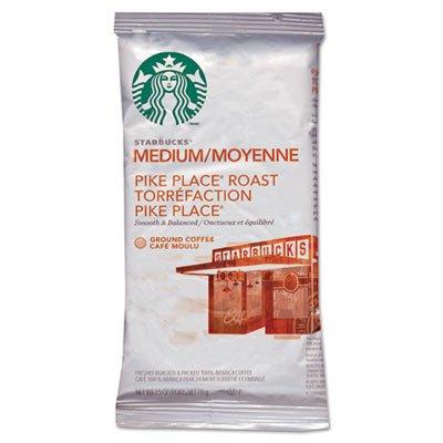 Starbucks SBK11018197 Pike Place Roast Coffee (Pack of 18)