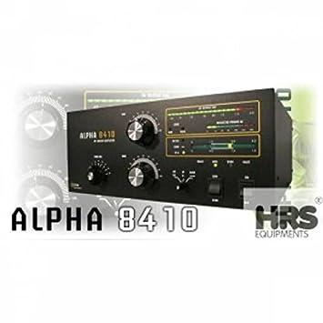 Alpha 8410 lineal 1,5Kw Amplificador