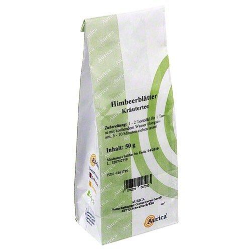 Aurica Himbeerblätter Tee, 50 g
