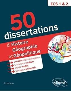 dissertation géopolitique puf