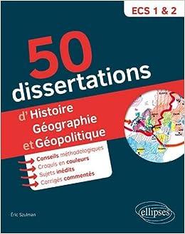 dissertation hgg ecs