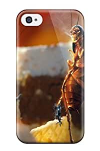 Annie T Crawford Iphone 4/4s Well-designed Hard Case Cover Cockroaches Protector
