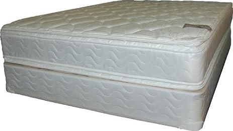 dream escape double pillow top queen