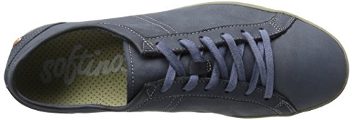 Uomo Softinos Navy Softinos Sneaker Blu Washed Tom Tom URBqWcqap